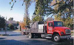 Asphalt Maintenance, quality guaranteed.